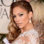 Jennifer Lopez, Golden Globes 2013, Jennifer lopez hair, celebrity hair, hairstyles