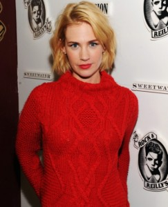 January Jones Battling Hair Loss!