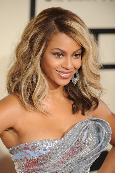 Beyonce&#8217;s Beautiful Hairstyles
