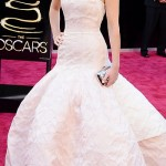 oscars, red carpet, style, hair, jennifer lawrence