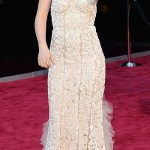 oscars, red carpet, style, hair, kristen stewart