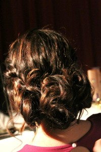 oscar hair, purology, do it yourself hair, oscars