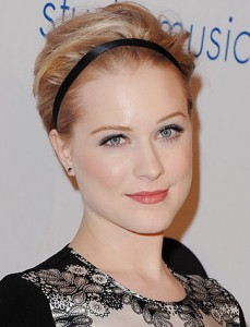 evan rachel wood, short hair, hairstyle