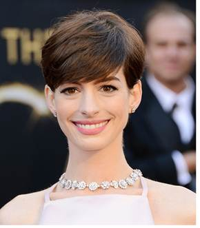 Get Dolled Up like Anne Hathaway!