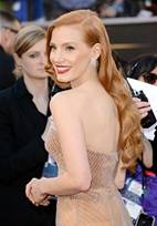 How To Get The Look: Jessica Chastain!
