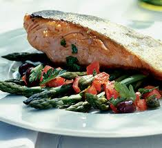 salmon, power foods, foods for hair, hair, healthy hair