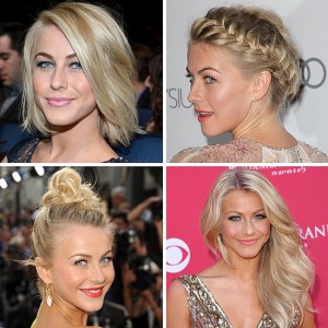 julianne hough, hair, short hair, long hair