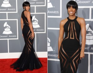 kelly rowland, georges chakra couture