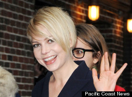 michelle williams, pixie cut, growing hair, new hair, new look