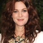 drew barrymore, most requested hair, loose waves, texture, layers
