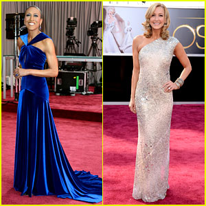Good Morning America Hosts Look Fabulous on Oscar Red Carpet!