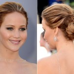 jennifer lawrence, flawless hair, oscars, pureology, products, how to
