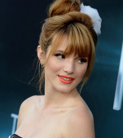 Bella Thorne at &#8220;The Host&#8221; Premiere!