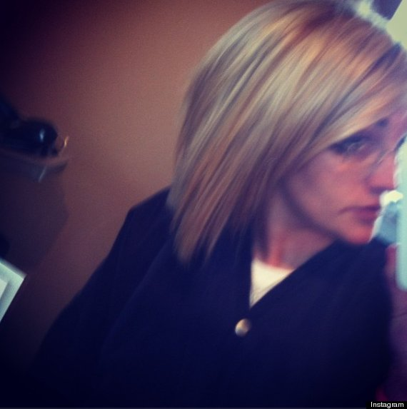 Jamie Lynn Spears Gets a New Spring Hairstyle!
