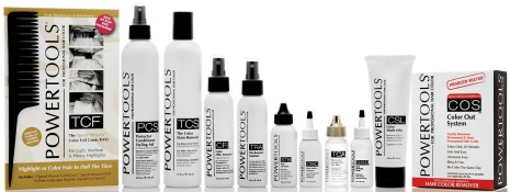 powertools, hairstylist, professional products, hair products, hair color