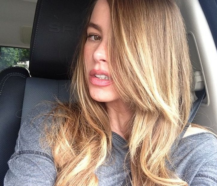 Sofia Vergara Goes Back to Her Roots