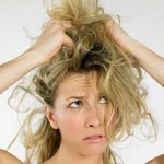 10 worst things you do to your hair, redbook, hair facts, hair don't