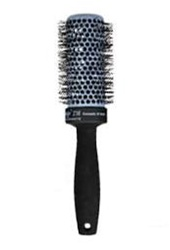spornette, round brush, hairstyling tip of the day round brushes, types of round brushes, hair styling