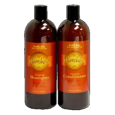 Product Review of the Day: Marrakesh Shampoo & Conditioner!