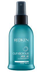 Product Review of the Day: Redken Curvaceous Wind Up