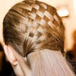 basket weave hair, hairstyles, prom hair, basket weave prom hair
