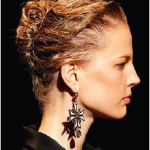 elegant up-dos, up up and away, redken, redken hair, redken trends