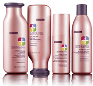 NEW! Pureology Pure Volume System!