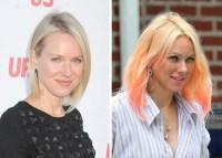 Naomi Watts Goes Pink?!