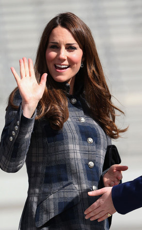 Kate Middleton's Last Minute Salon Switch Up?!