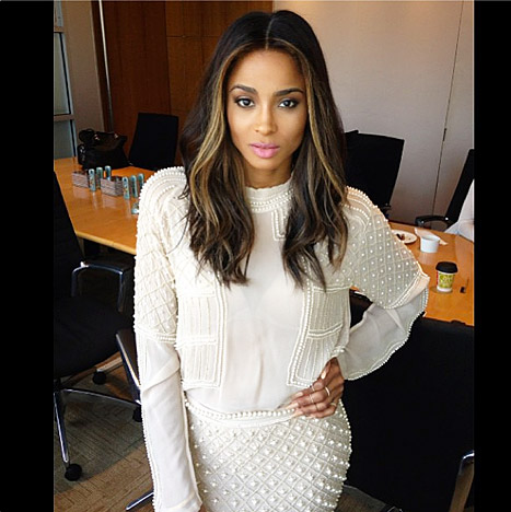 Ciara's Gorgeous New Look!