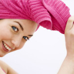 hair, towels, hairstyling tip, hair towel, towel drying, over drying, air drying your hair