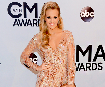 Carrie Underwood's Gorgeous CMA Hair!