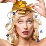 holiday hair, glam up your hair for the holidays, holiday hair glam, glam hair, hair for the holidays,