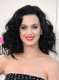 Katy Perry's Flirty Curls at the AMA's!
