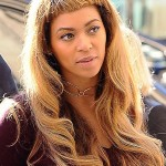 beyonce, beyonce new bangs, beyonces new bangs, beyonce hair, beyonce new hair, beyonce blonde, bangs on beyonce, bangs, beyonce hair cut