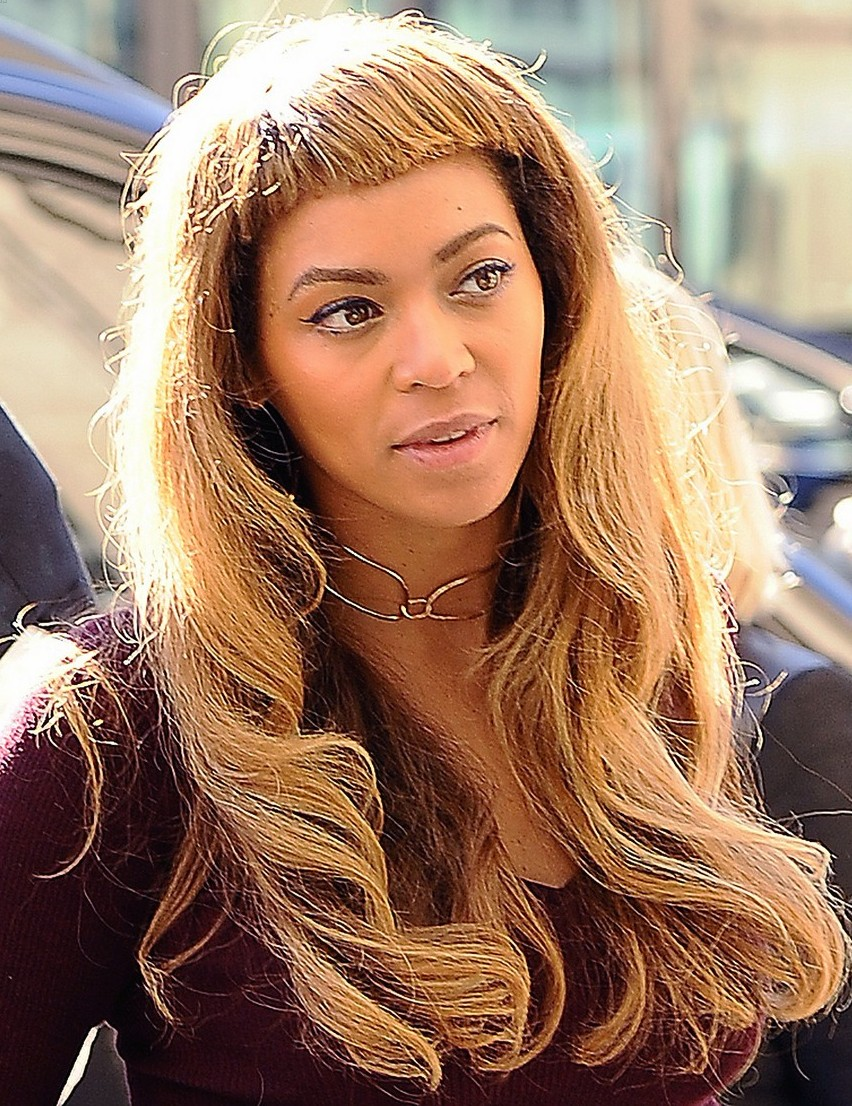 Beyonce S New Super Short Bangs Mystylebell Your