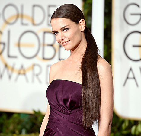 katie holmes pony tail, katie holmes hair, katie holmes extension, hairstyling tip of the day, ponytail advice, perfect ponytails, how to prevent hair trauma, ponytail trauma, how to prevent ponytail breakage, ponytail breakage