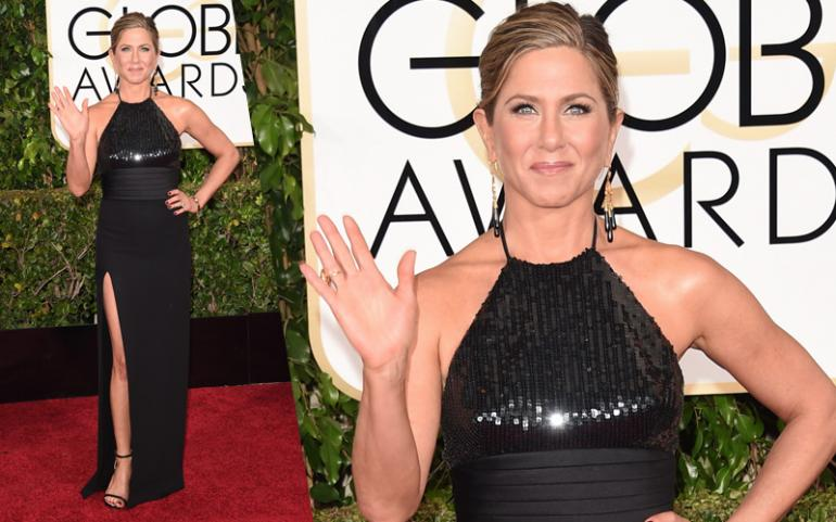 jennifer aniston, jennifer aniston hair, jennifer aniston golden globes, jennifer aniston golden globe hair, jennifer aniston red carpet hair, jennifer aniston red carpet, red carpet hair, golden globes hair